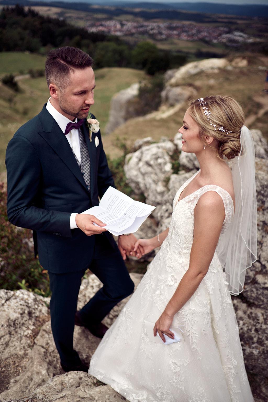 Hochzeit auf Schloss Filseck Uhingen
