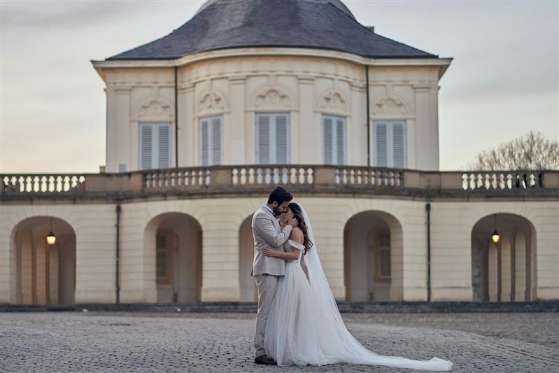 Hochzeit Schloss Solitude Stuttgart
